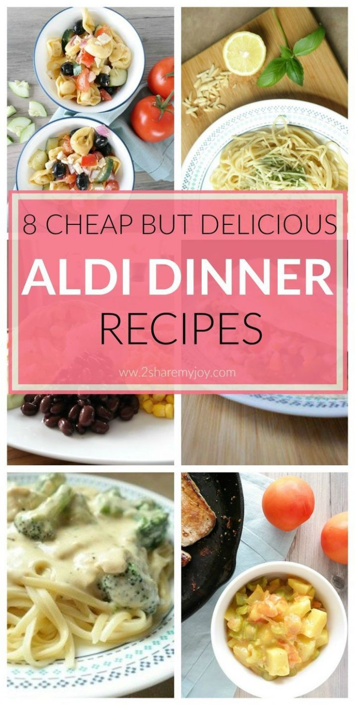10+ Aldi Meals – Cheap Dinner Recipes Under $10 Per Serving | Aldi ..