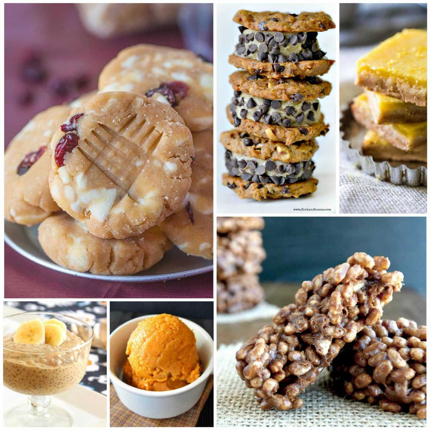 10 All-Time Best Easy, Healthy Dessert Recipes - Two Healthy Kitchens