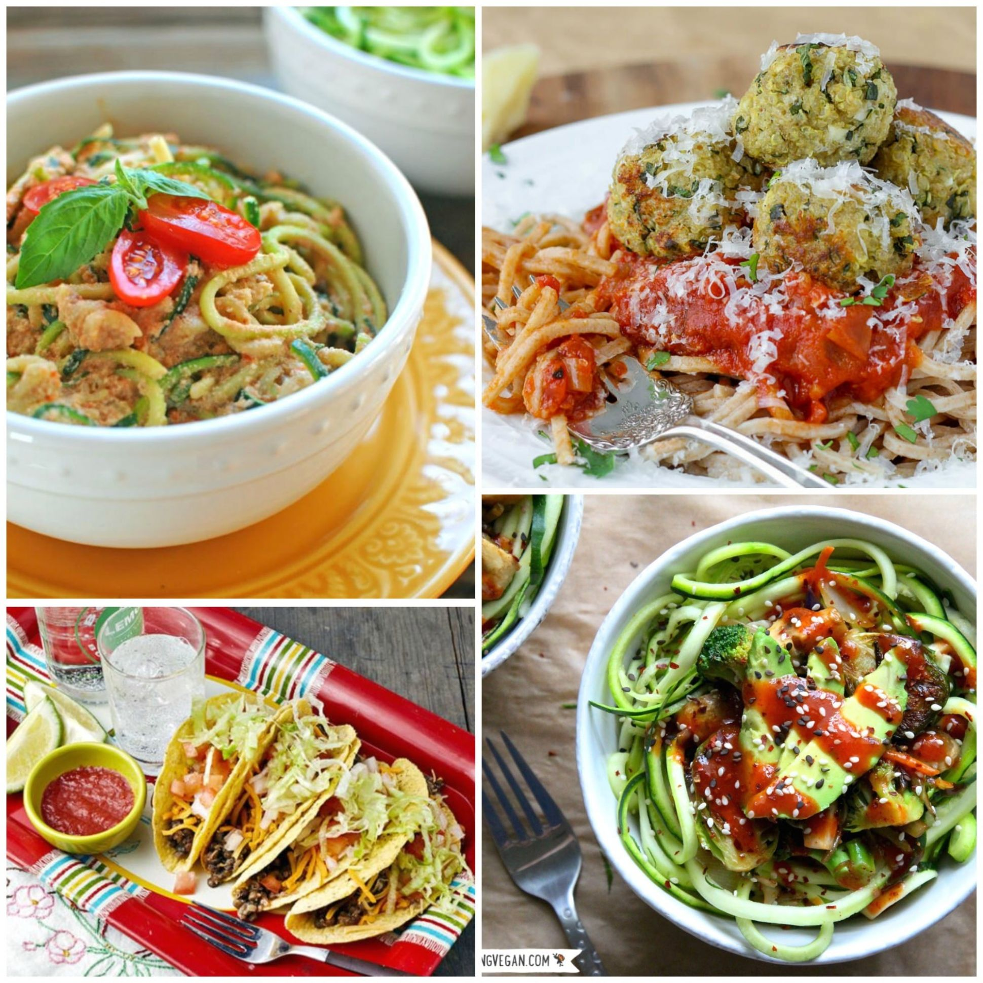 10 All-Time Best Healthy Vegetarian Meals - Two Healthy Kitchens - Recipes Vegetarian Diet