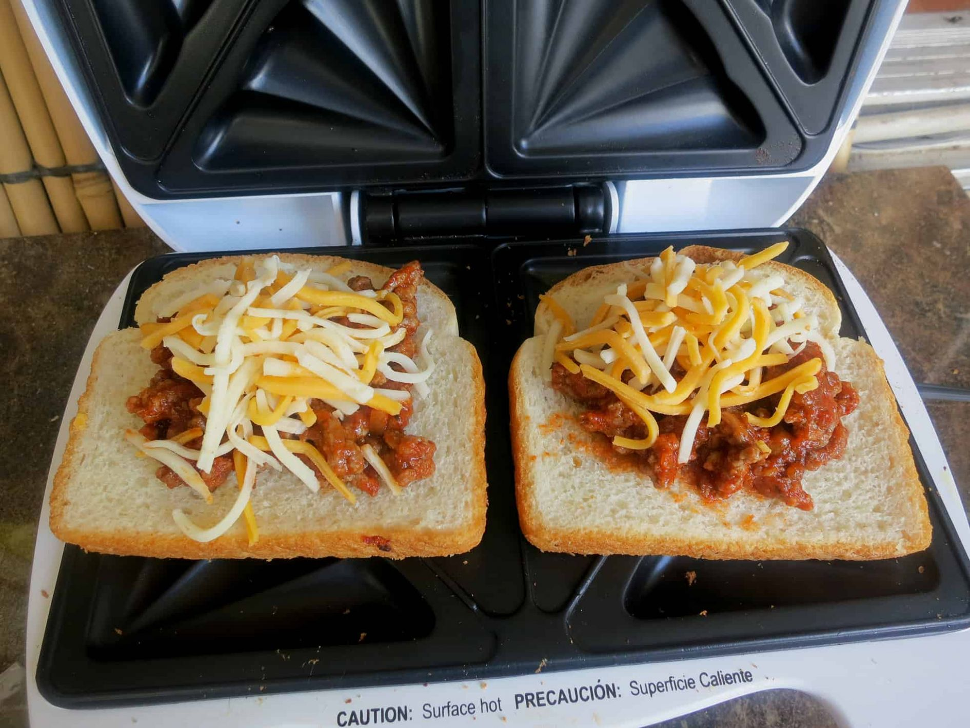 10 Awesome Recipes Made with a Sandwich Press