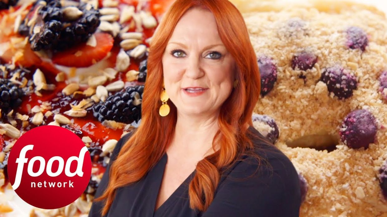 10 Berry Delicious Breakfast Recipes | The Pioneer Woman - Breakfast Recipes Ree Drummond
