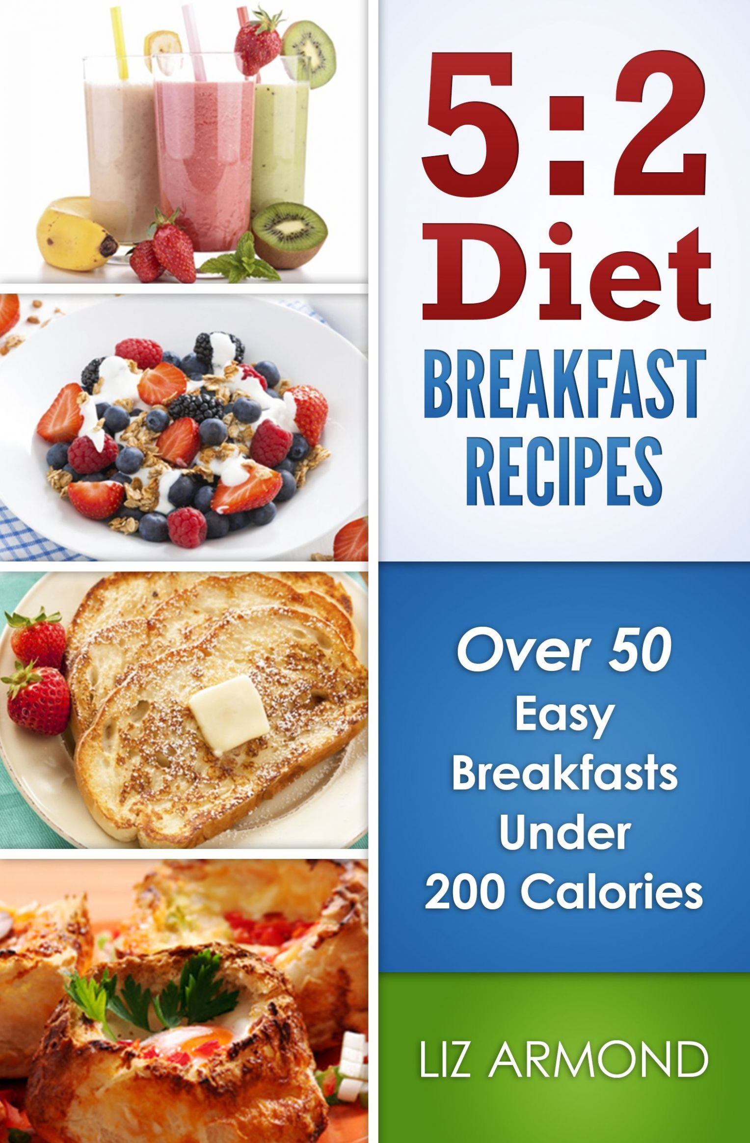 10 Breakfast suggestions for the 10:10 Fast Diet all under 1000 ..