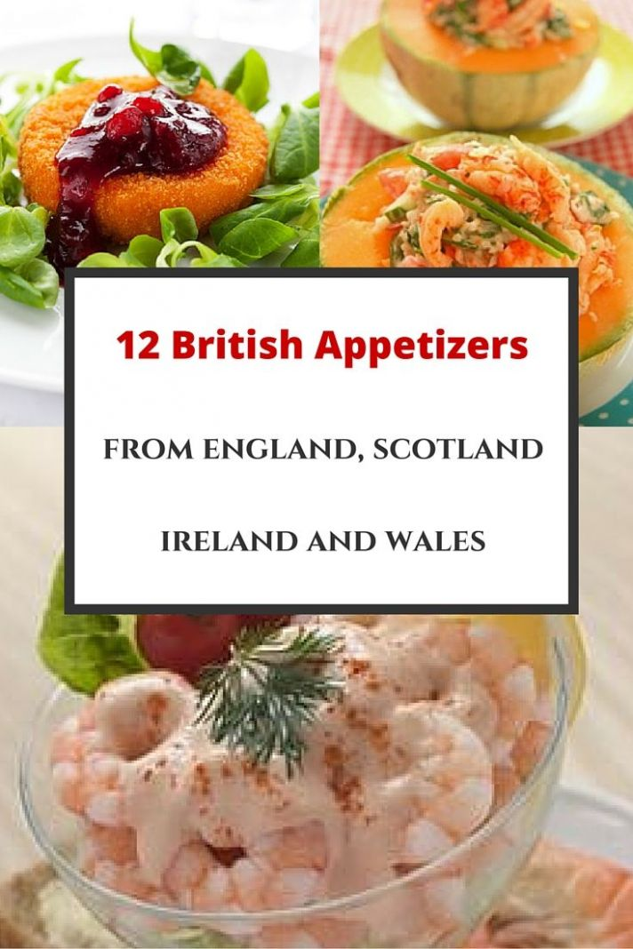 10 Classic Starter Recipes from England