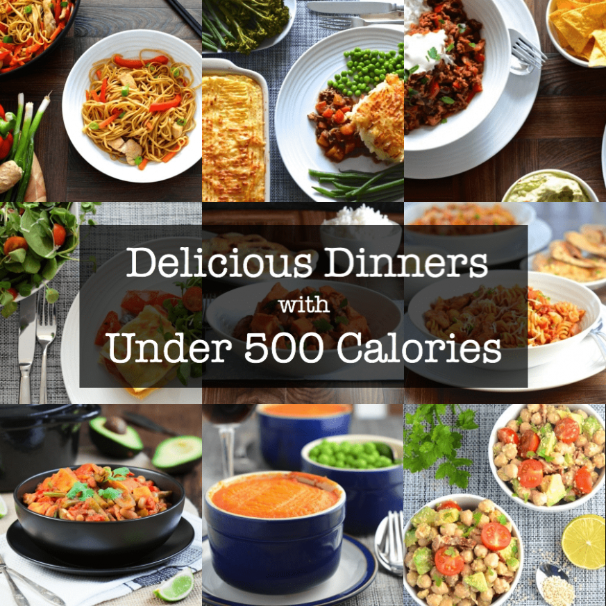 10+ Delicious Dinners with Under 10 Calories | Charlotte's Lively ...