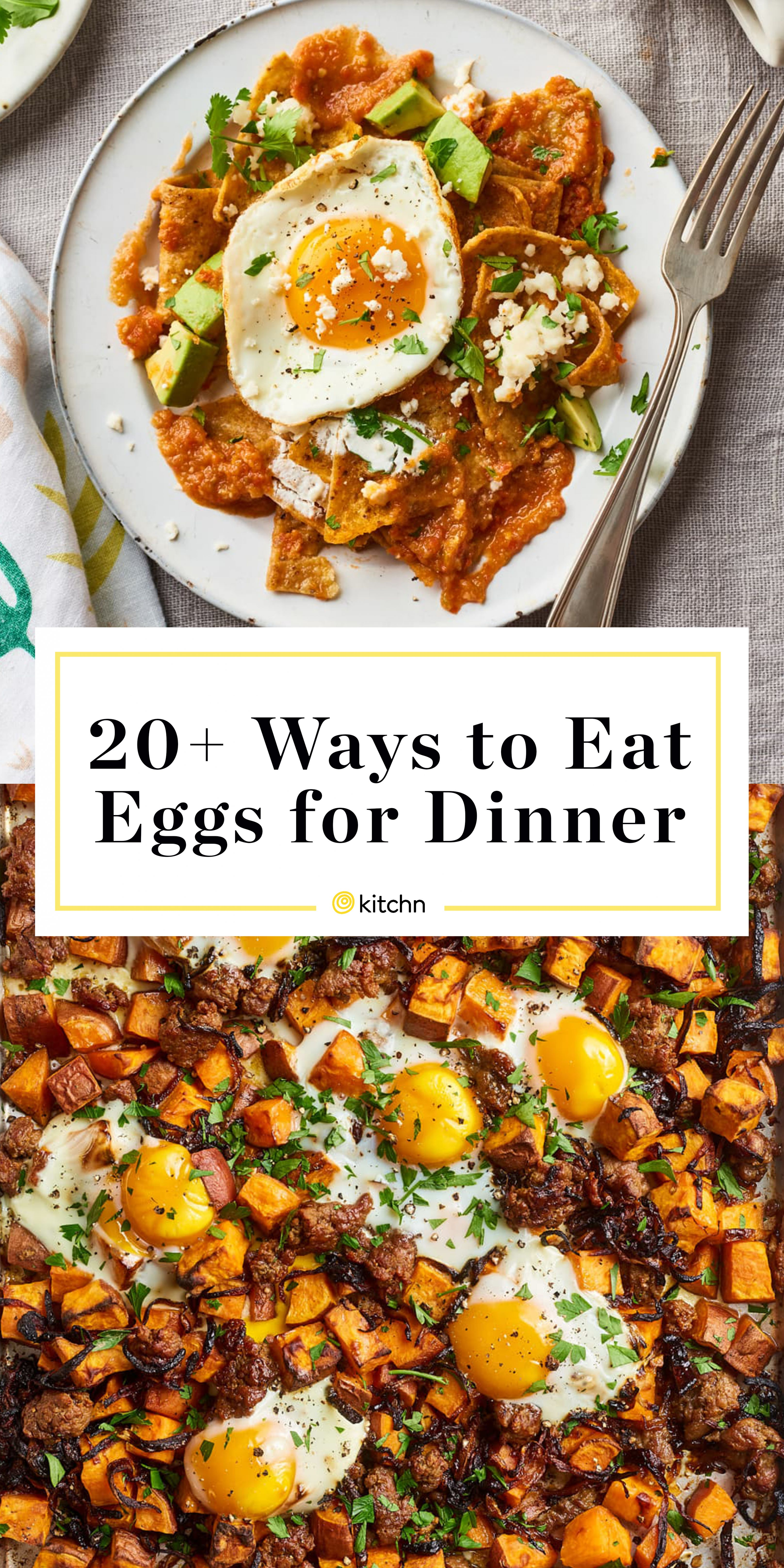 10 Delicious Ways to Eat Eggs for Dinner | Kitchn