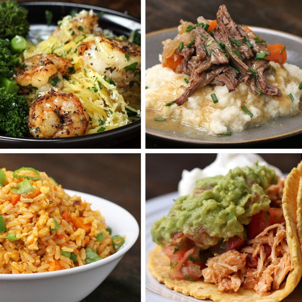 10 Easy Instant Pot Dinners   Recipes
