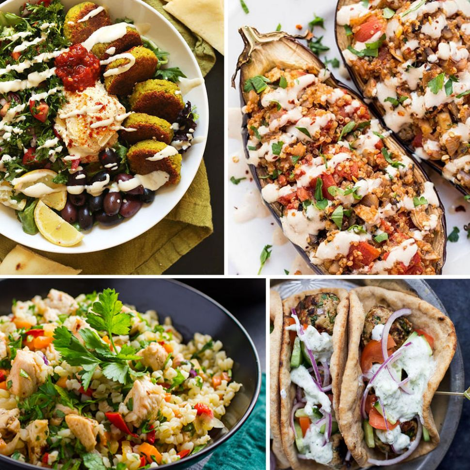 10 Easy Mediterranean Diet Recipes and Meal Ideas | Shape