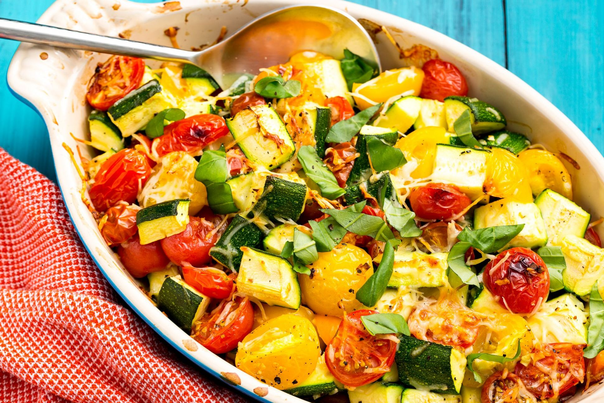 10+ Easy Summer Vegetable Recipes - Cooking with Fresh Summer ..