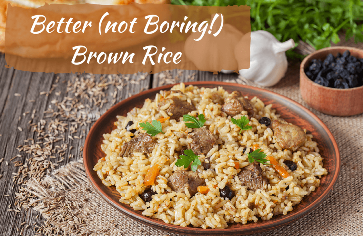 10 Easy, Tasty Ways to Eat Brown Rice | SparkPeople