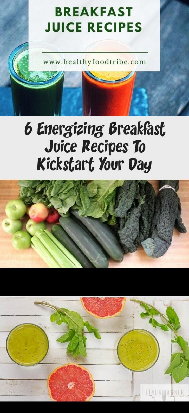 10 Energizing Breakfast Juice Recipes To Kickstart Your Day ..