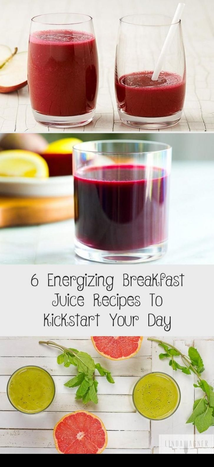 10 Energizing Breakfast Juice Recipes To Kickstart Your Day in 10 ..