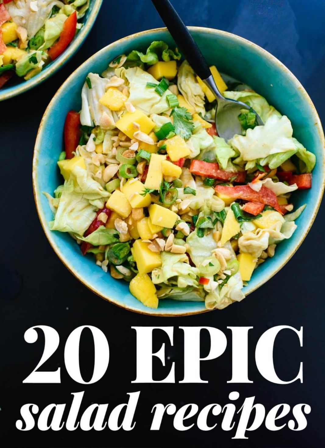 10 Epic Salad Recipes - Cookie and Kate