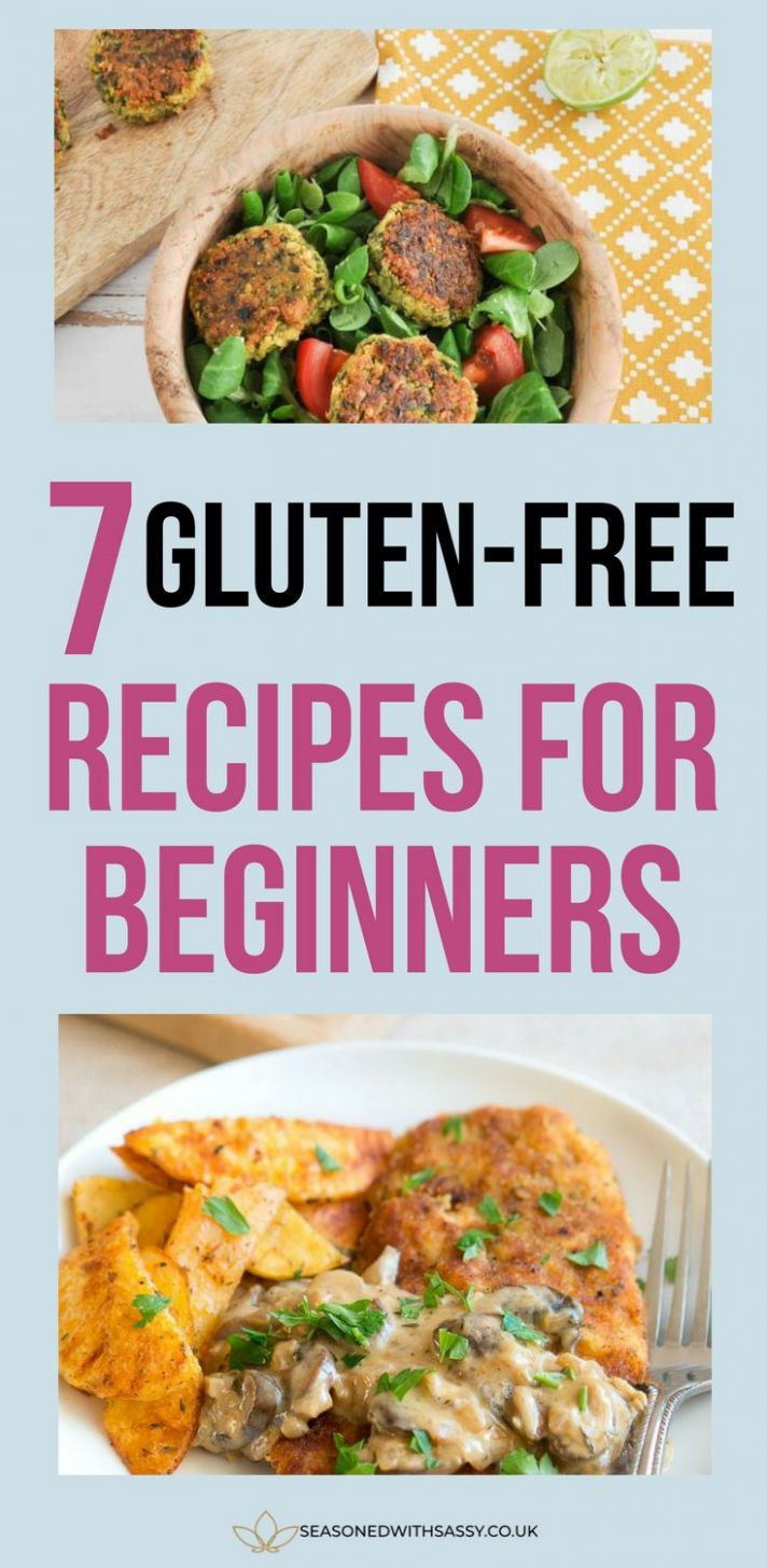 10 Gluten Free Recipes For Beginners | Gluten free recipes uk ..