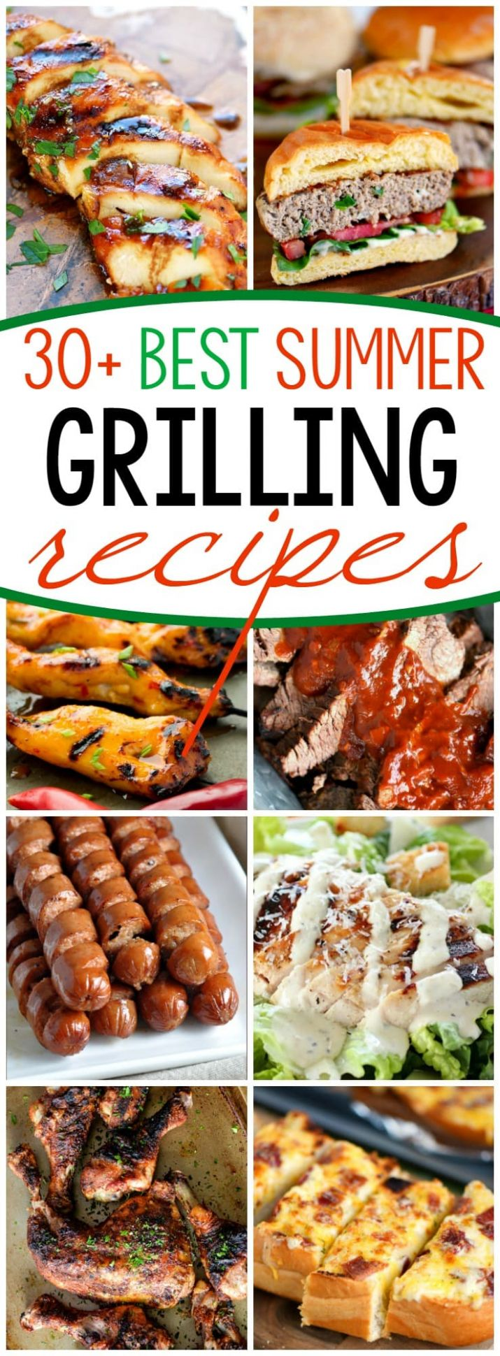 10 Grilling Recipes for Summer - Mom On Timeout