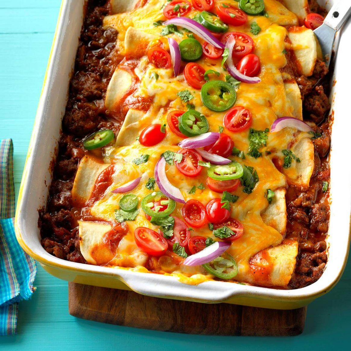 10 Ground Beef Recipes Perfect for Summer Meals | Taste of Home - Summer Recipes Ground Beef