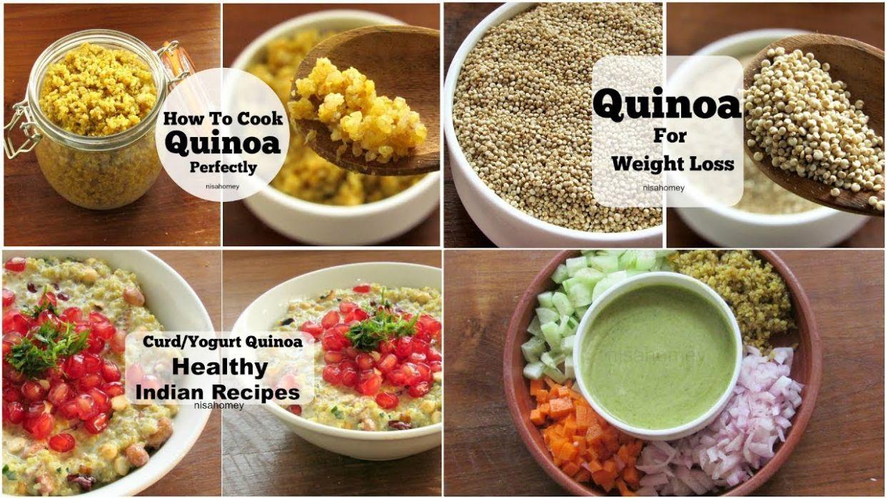 10 Healthy Quinoa Recipes For Weight Loss - Dinner Recipes - Skinny ...