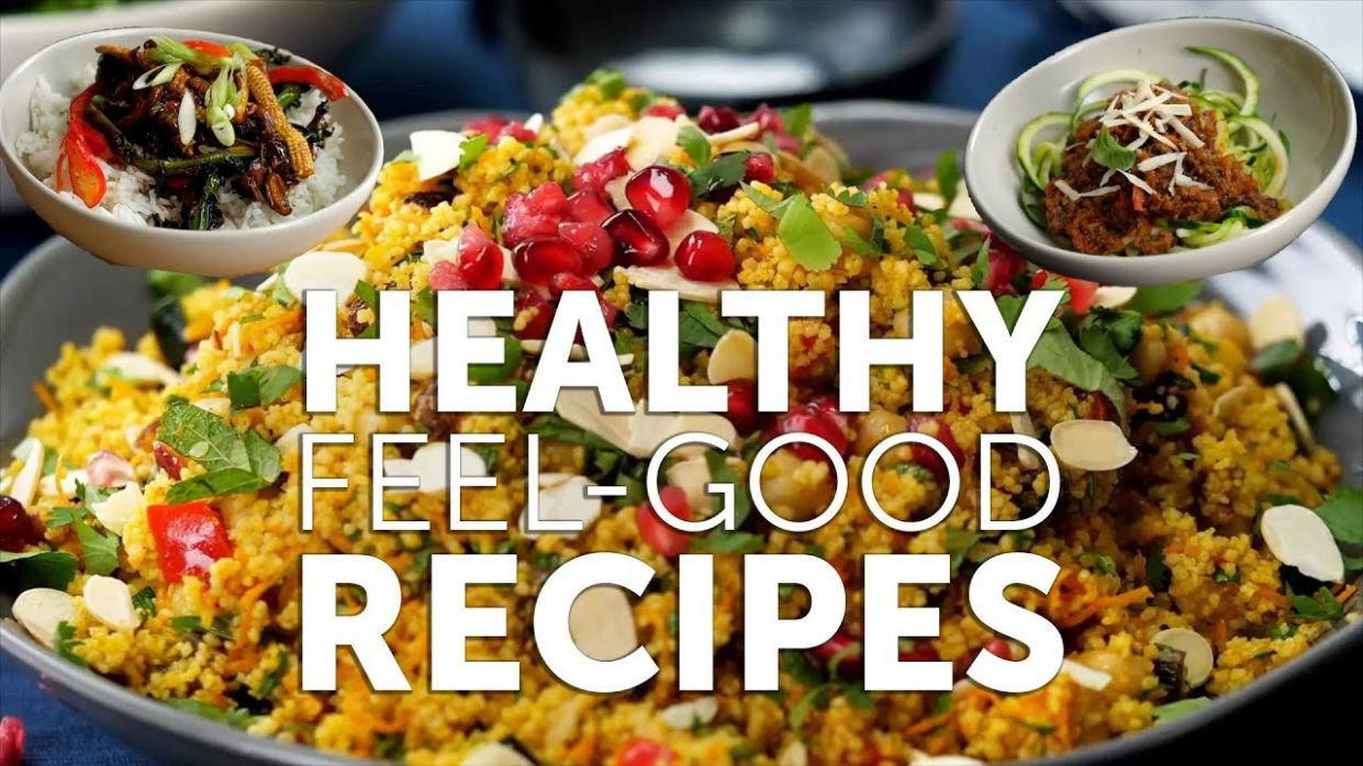 10 HEALTHY RECIPES FOR 10 ? - Healthy Recipes Youtube Channel