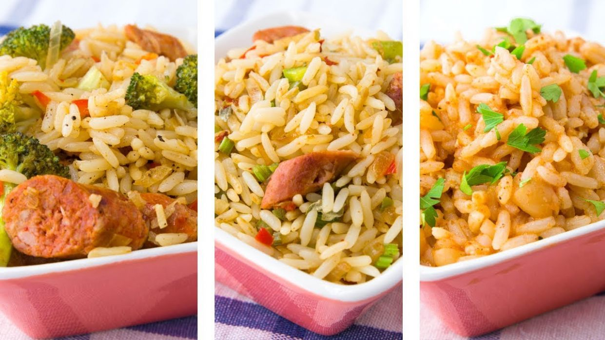 10 Healthy Rice Recipes For Weight Loss | Rice Recipes Easy - Brown Rice Recipes Weight Loss
