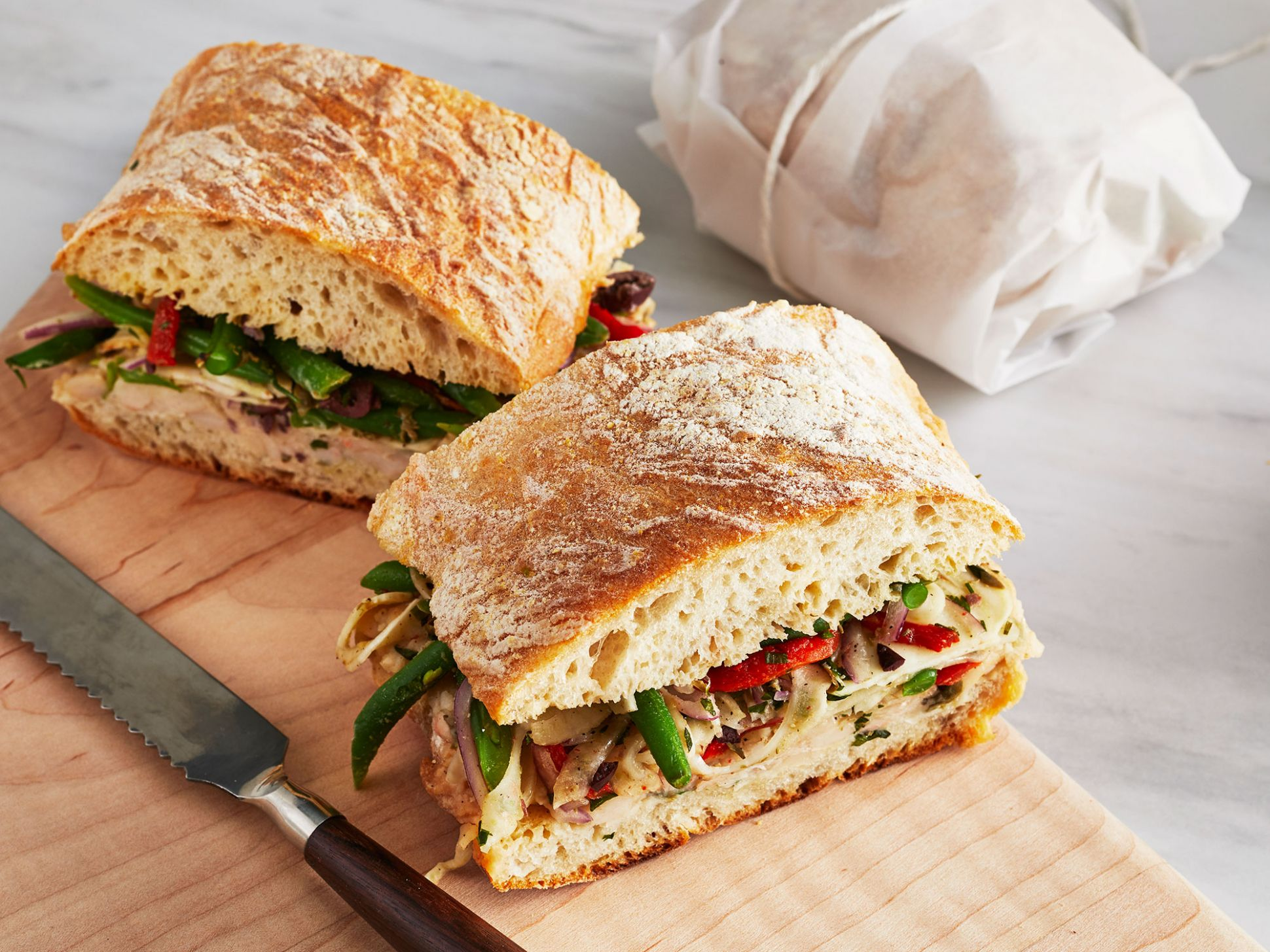 10 Healthy Sandwiches Ideas | Cooking Light - Sandwich Recipes Yummy