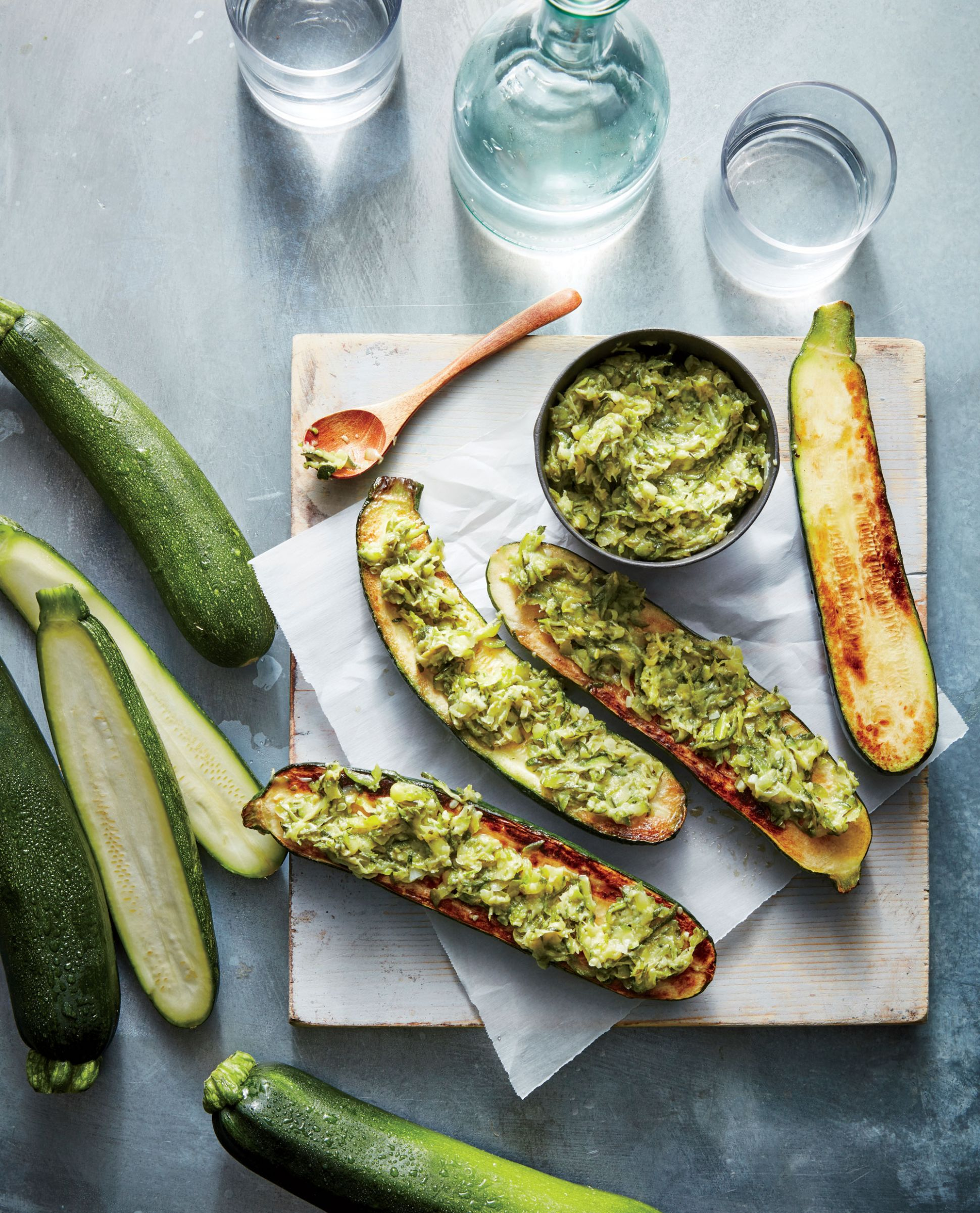 10 Healthy Zucchini Recipes | Cooking Light