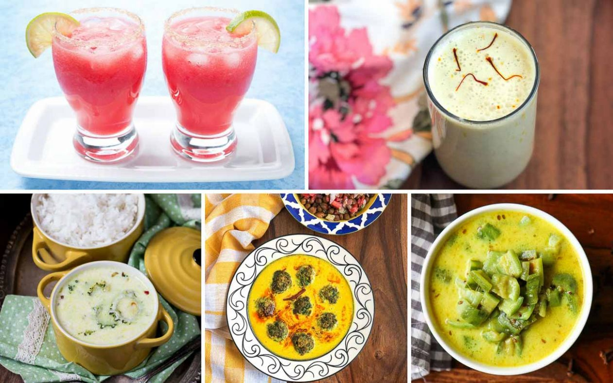 10 Indian Summer Recipes That Will Keep Your Body Cool by ...
