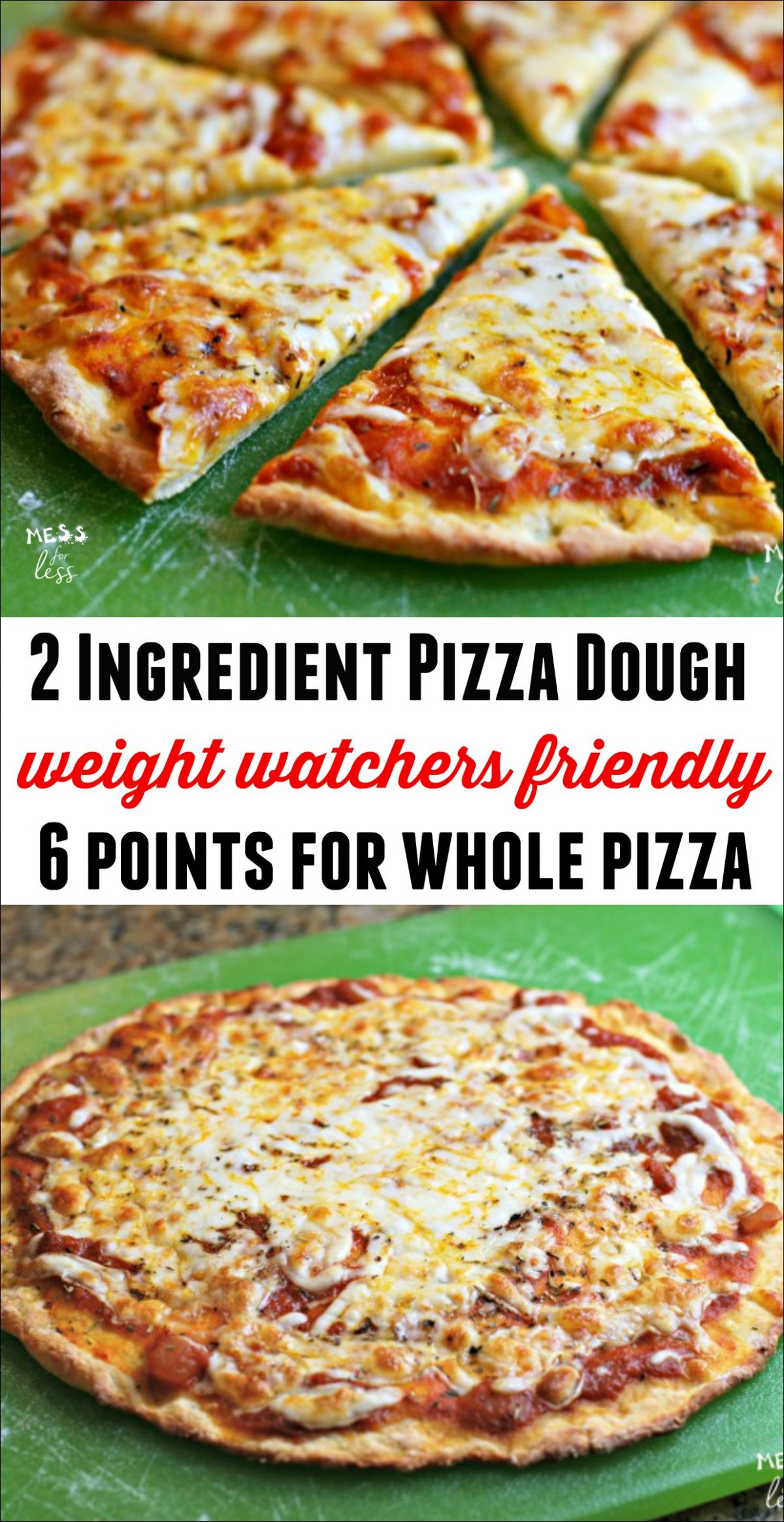 10 Ingredient Pizza Dough - Pizza Recipes Ready Made Dough
