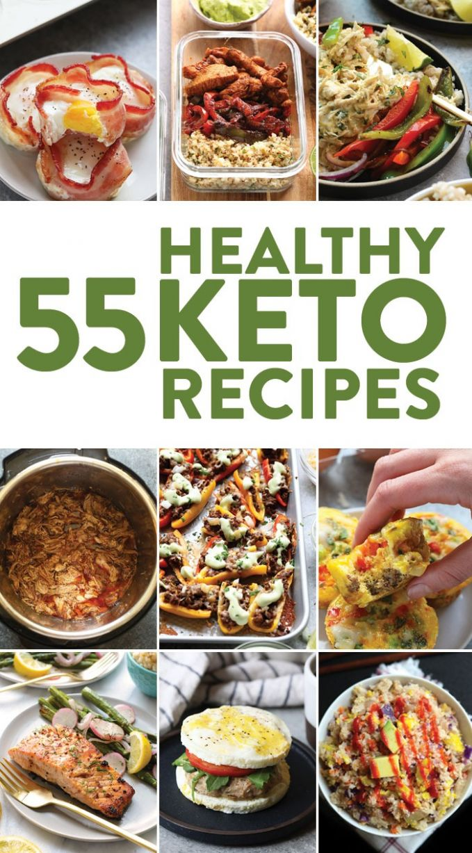 10 Keto Recipes | Fit Foodie Finds