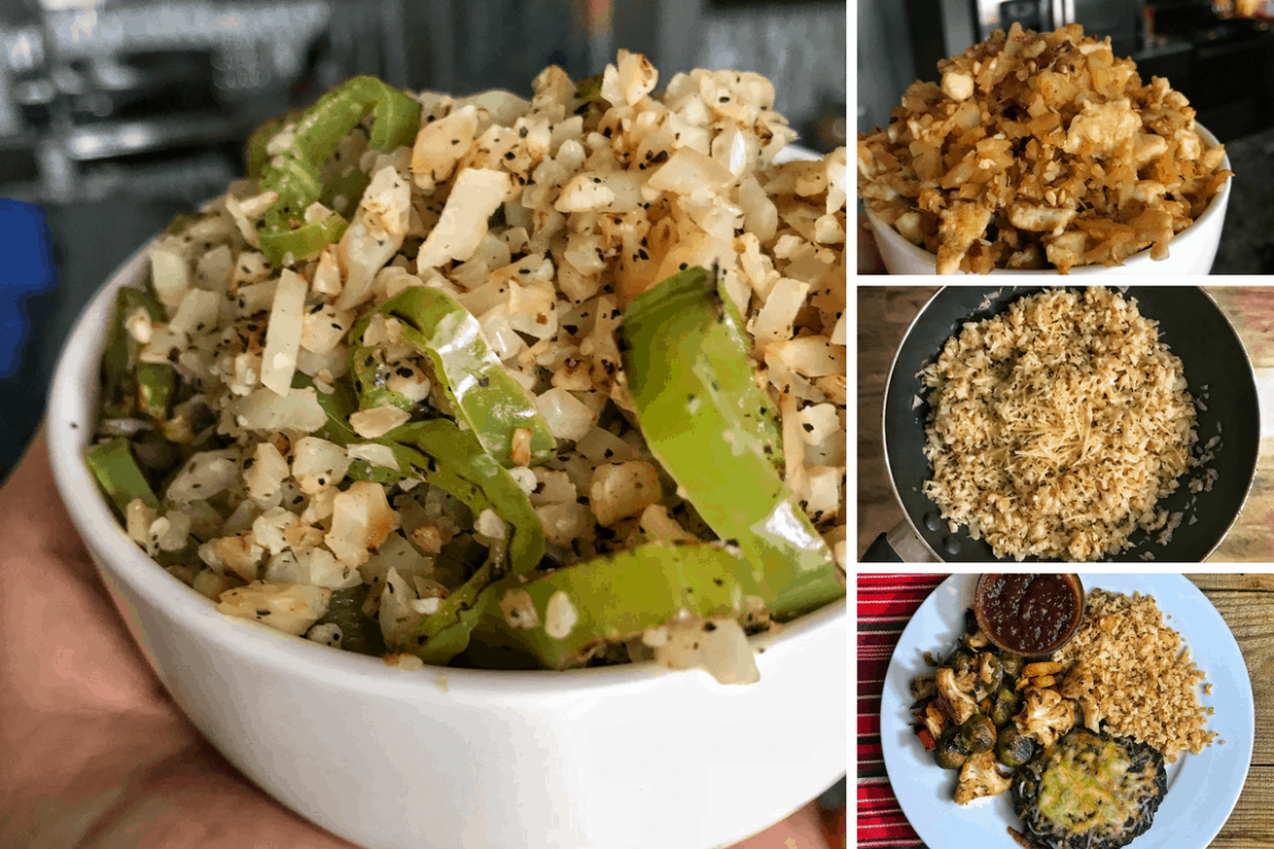 10 Low Calorie Cauliflower Fried Rice Recipes That Are Easy to Make