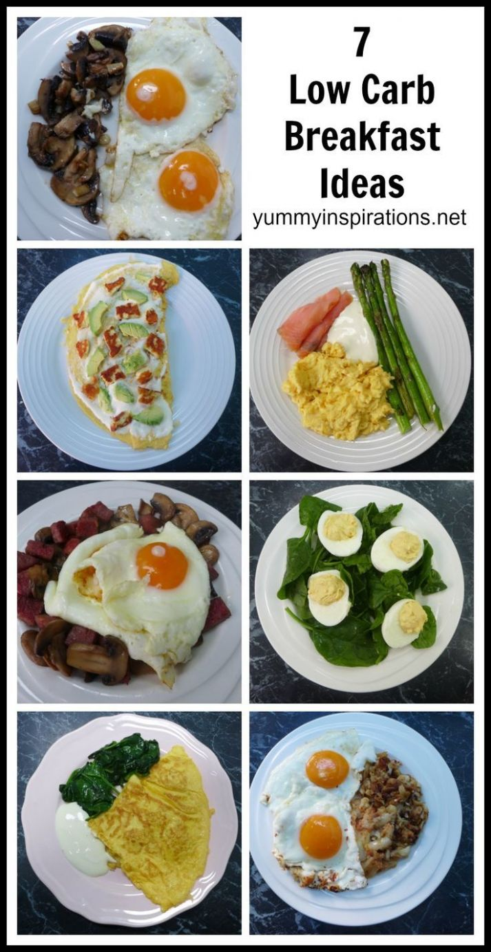 10 Low Carb Breakfast Ideas - A week of Keto Breakfast Recipes ..