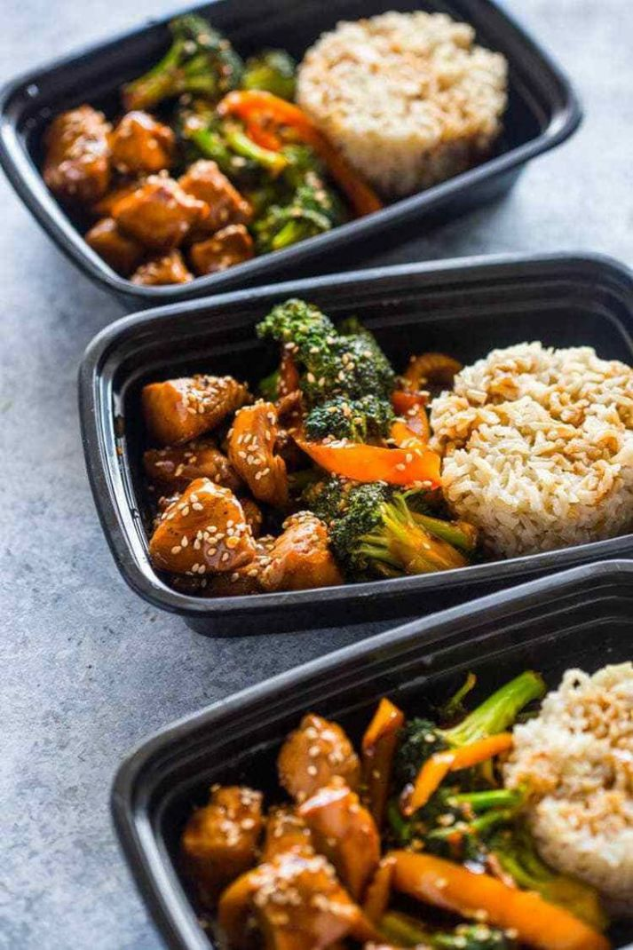 10 Meal Prep Recipes Under 100 Calories | Lunch meal prep, Chicken ...