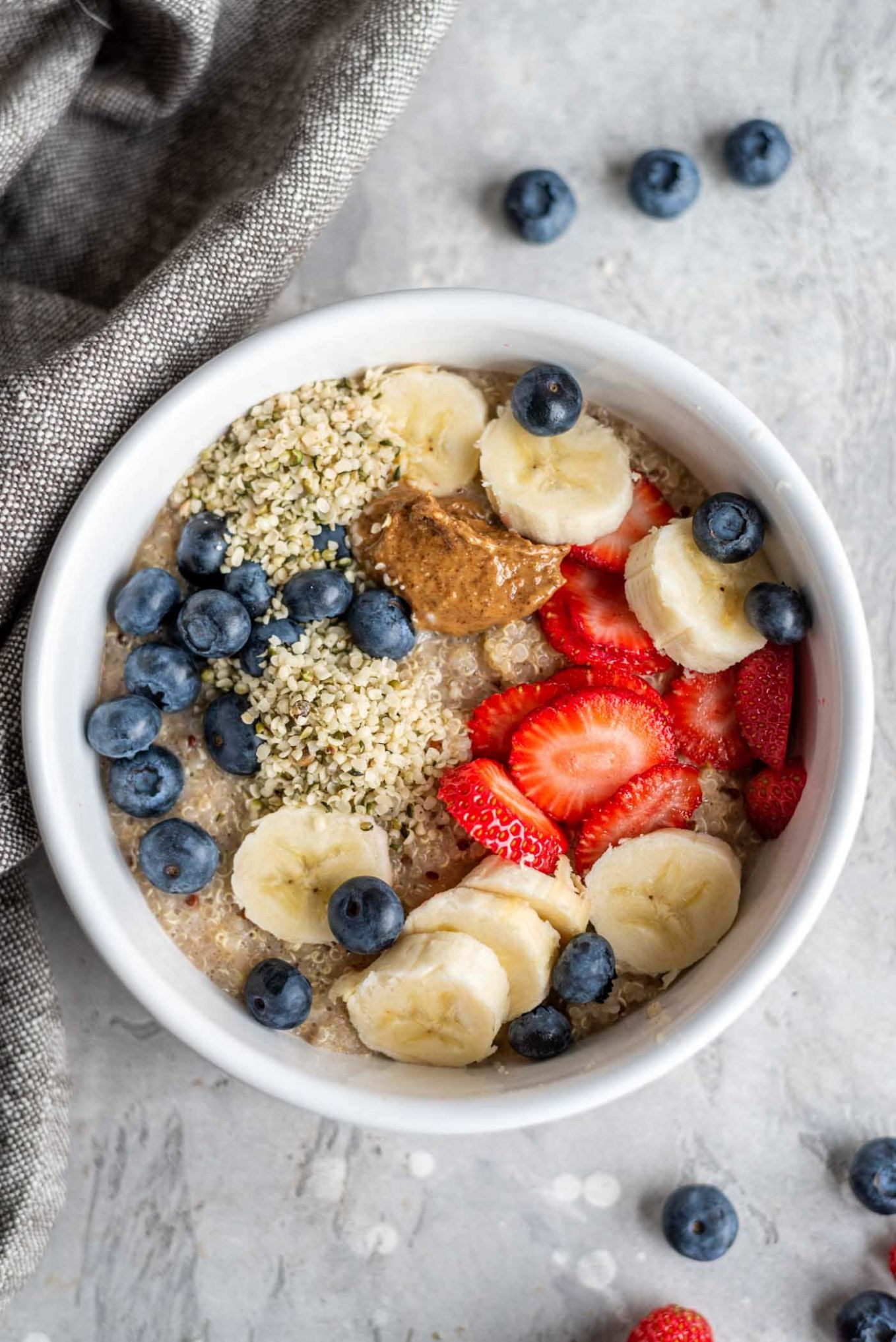 10-Minute Breakfast Quinoa