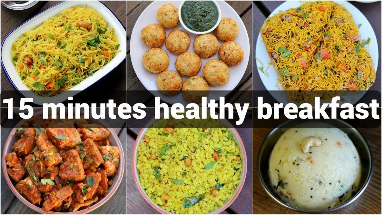 10 minutes instant breakfast recipes | quick & easy monday 10 saturday  morning breakfast - Breakfast Recipes Instant