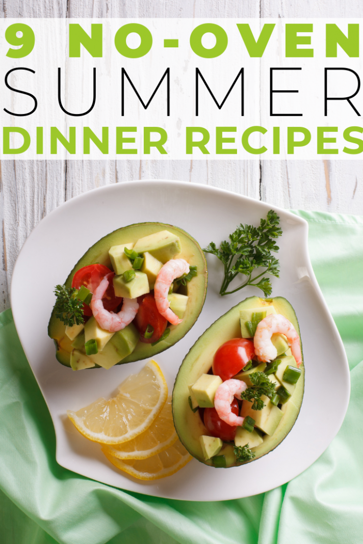 10 No-Oven Dinner Recipes For Summer - Get Healthy U | Good healthy ..