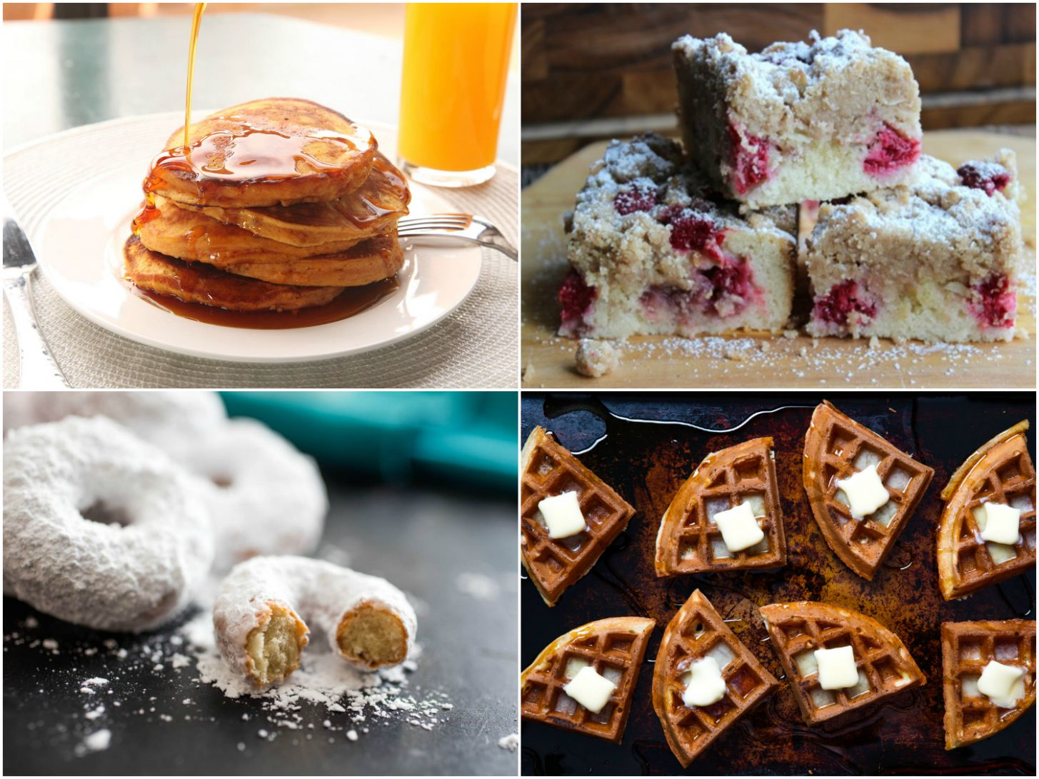 10 Pancakes, Waffles, Muffins, and More Sweet Breakfast Recipes ...