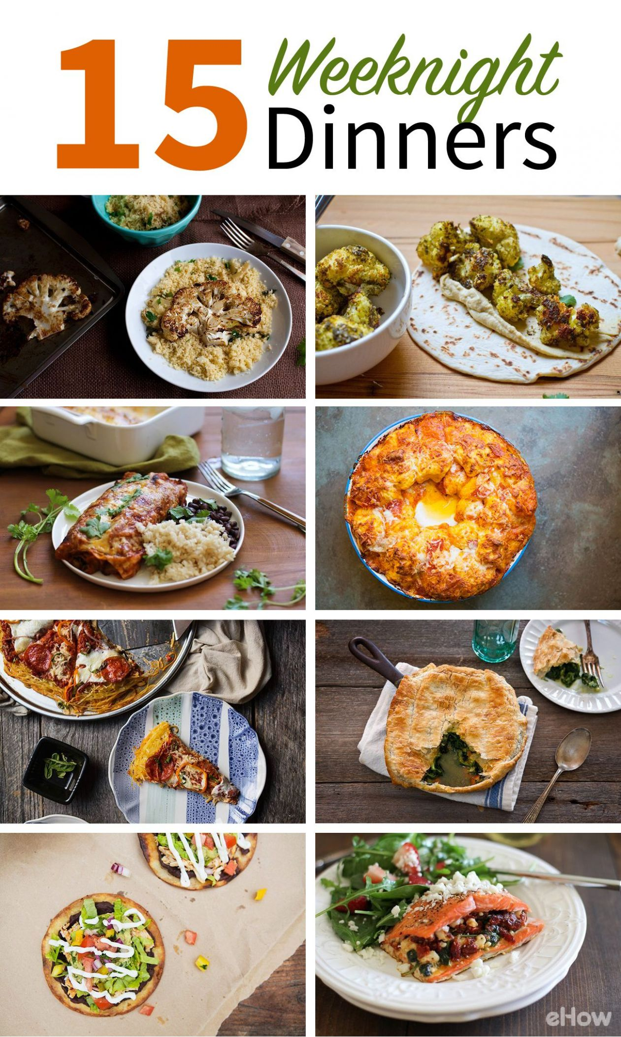 10 Pinterest-Worthy Weeknight Dinners That Are Easier to Make Than ..