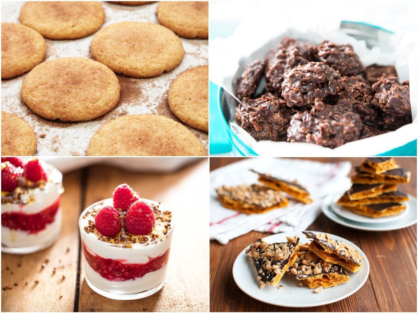 10 Quick and Easy Dessert Recipes | Serious Eats - Dessert Recipes Easy And Quick