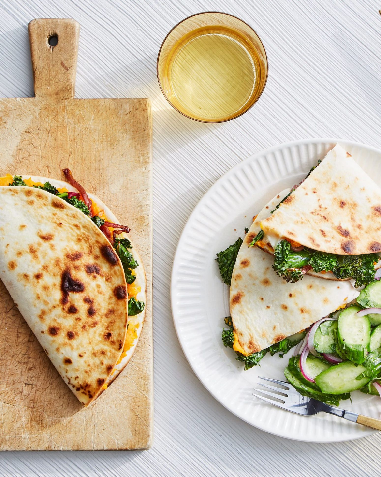 10 Quick Quesadilla Recipes Ideal for Snack or Dinner | Martha Stewart - Summer Quesadilla Recipes