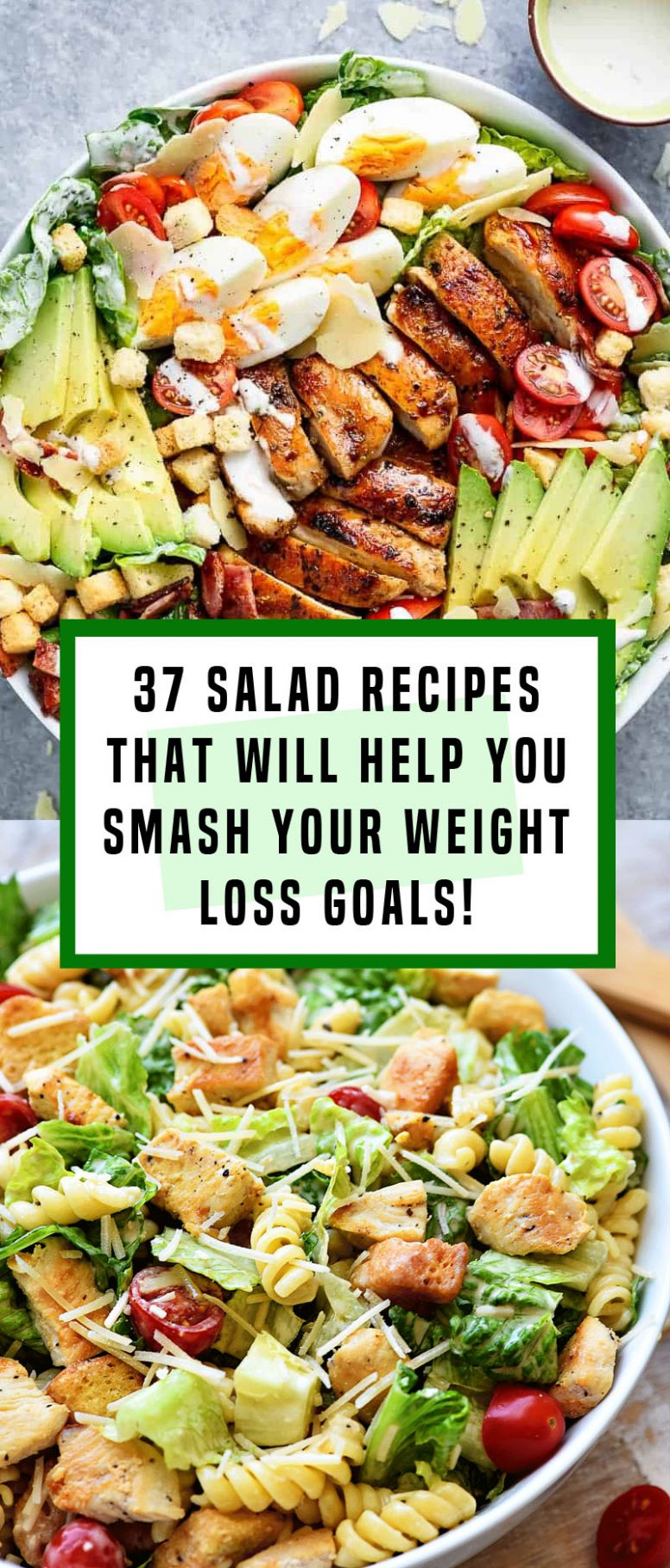 10 Salad Recipes That Will Help You Smash Your Weight Loss Goals ..