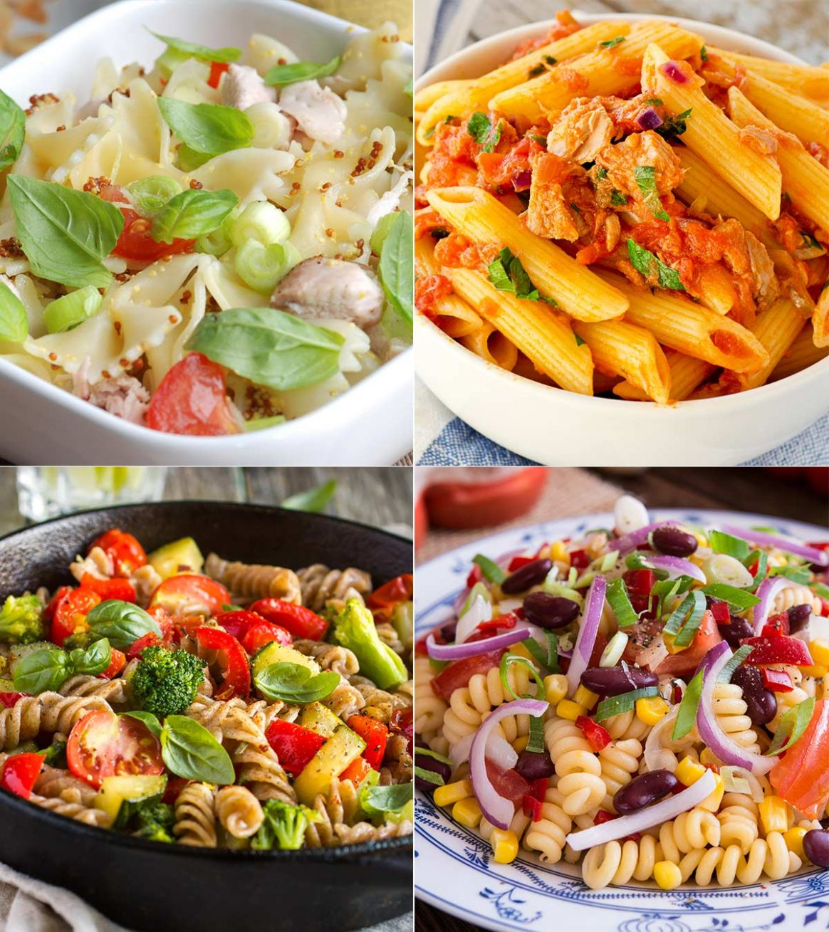 10 Simple and Easy Pasta Recipes For Kids