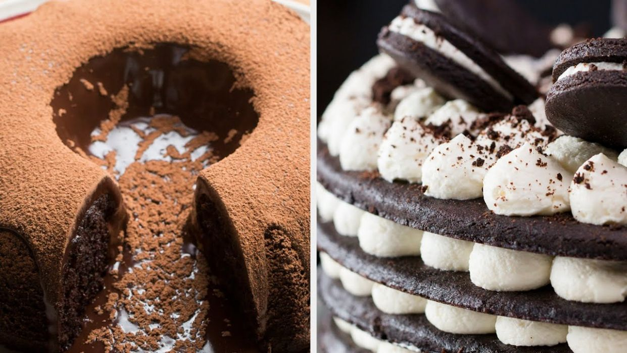 10 Unique Cake Recipes To Make This Weekend • Tasty