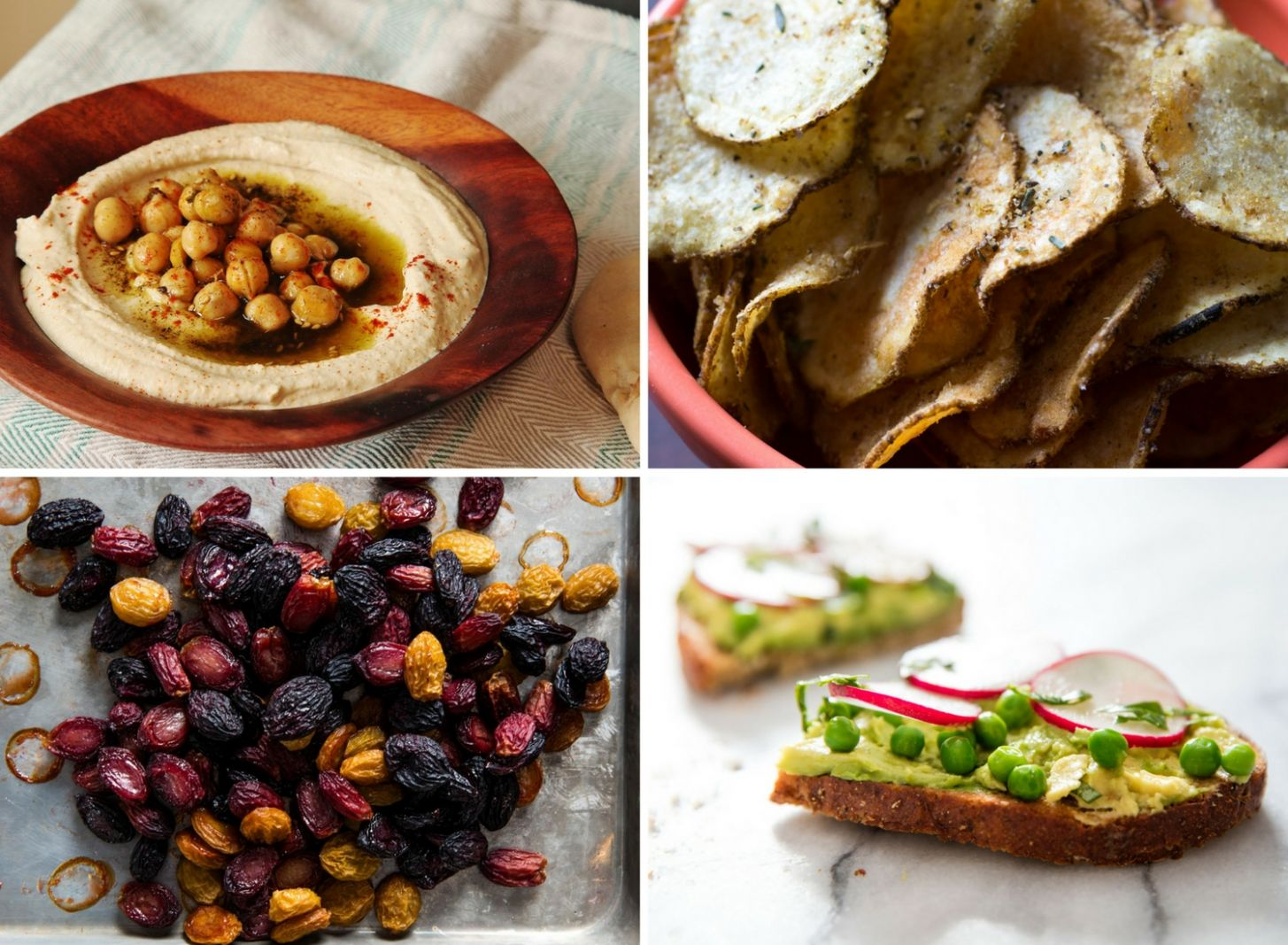 10 Vegan Snack Recipes to Satisfy Every Craving | Serious Eats
