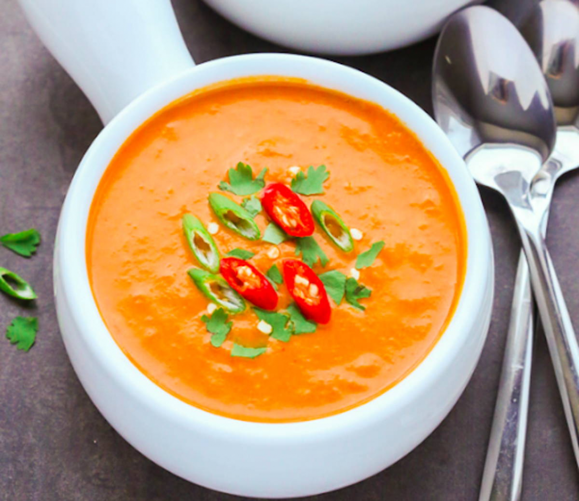 10 Vitamix Soup Recipes for Your Low-Carb, Keto Lifestyle ...