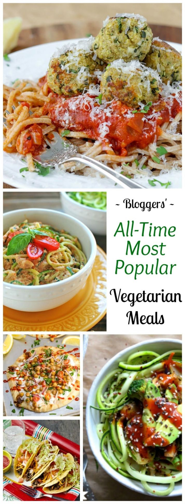 11 All-Time Best Healthy Vegetarian Meals - Two Healthy Kitchens - Healthy Recipes Vegan