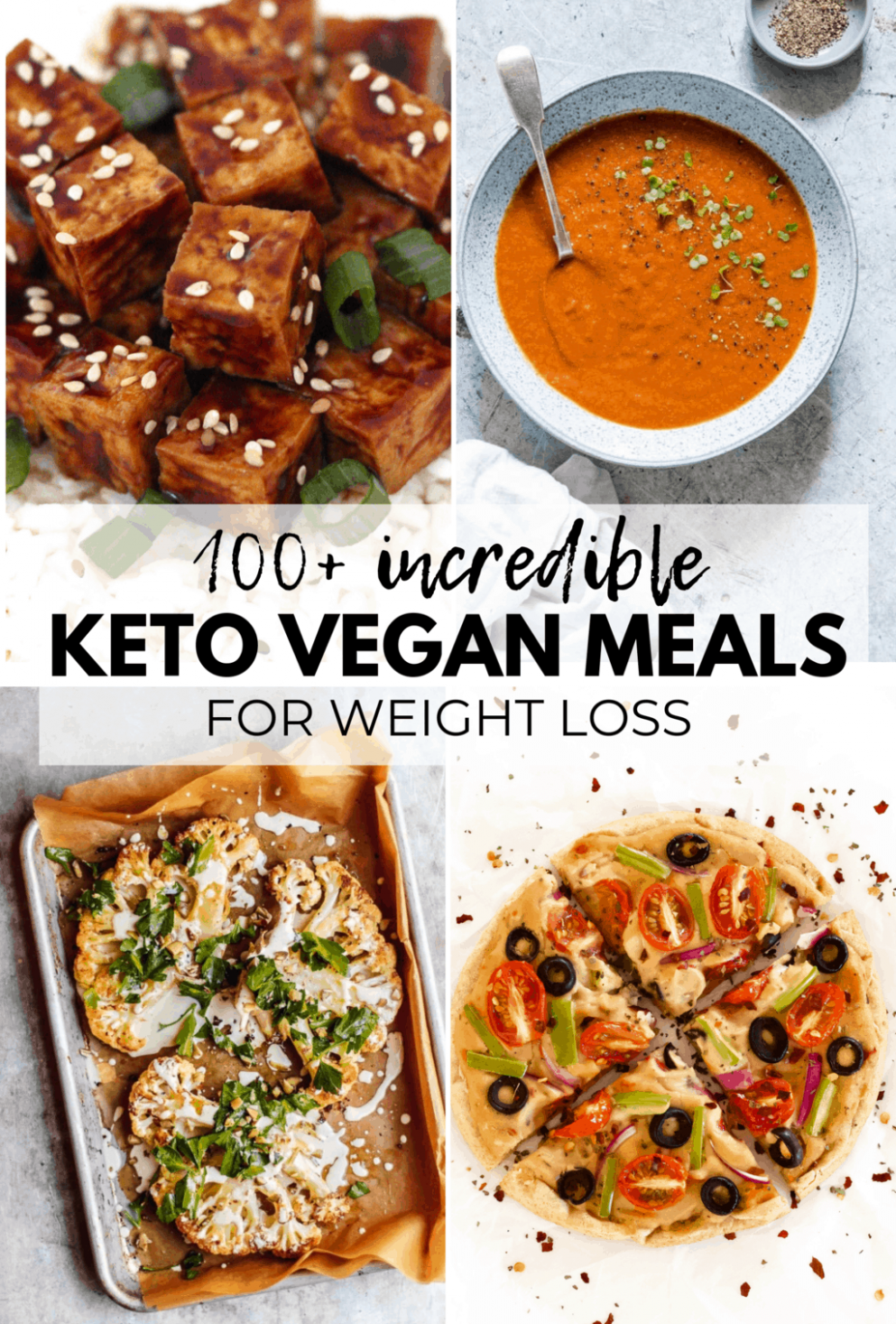 11+ AMAZING Keto Vegan Recipes For Weight Loss - Weight Loss Recipes Gluten Free