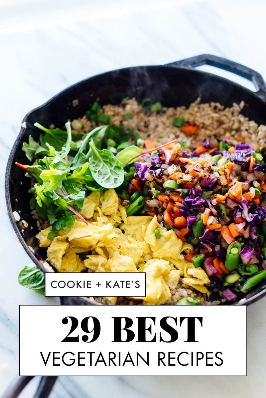 11 Best Vegetarian Recipes - Cookie and Kate - Vegetable Recipes Main Dish