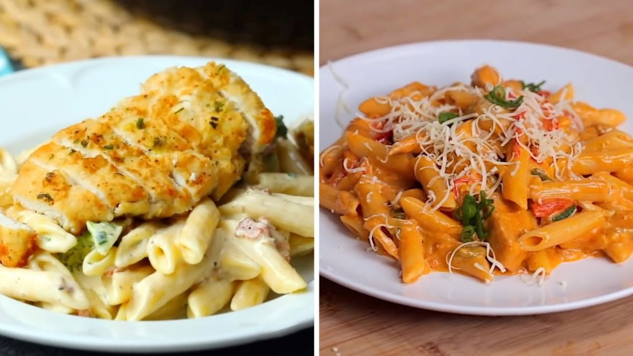 11 Best Weeknight Pasta Dinner Ideas