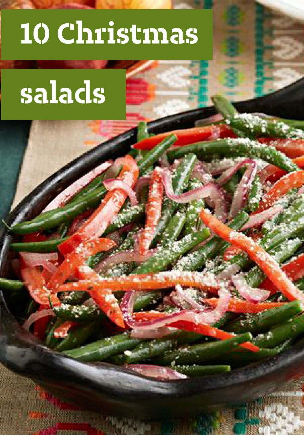 11 Christmas Salads – These Christmas salad recipes are a ...
