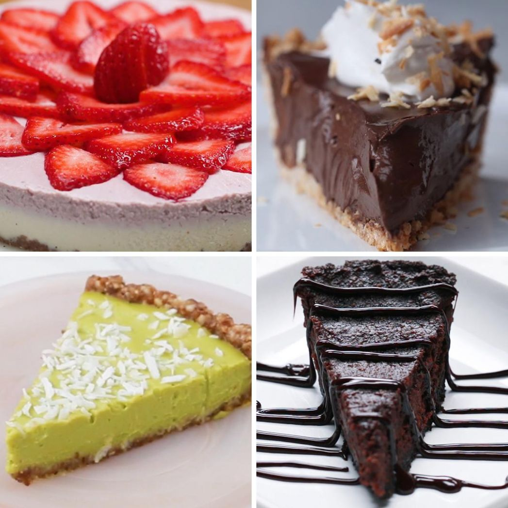 11 Dairy-Free Desserts | Recipes