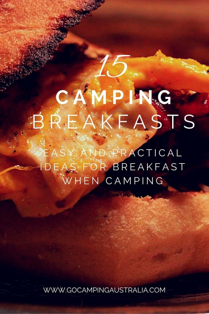 11 Delicious Camping Breakfast Recipes You Will Want to Eat When ...