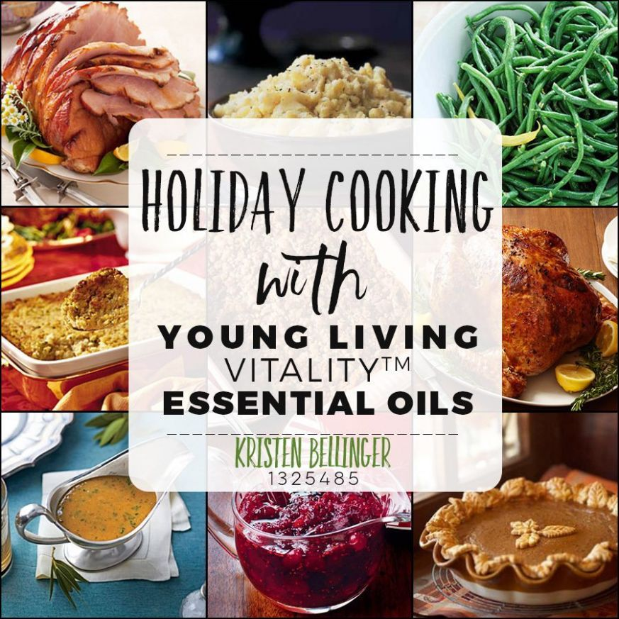 11 Delicious Thanksgiving Recipes with Essential Oils |  ..